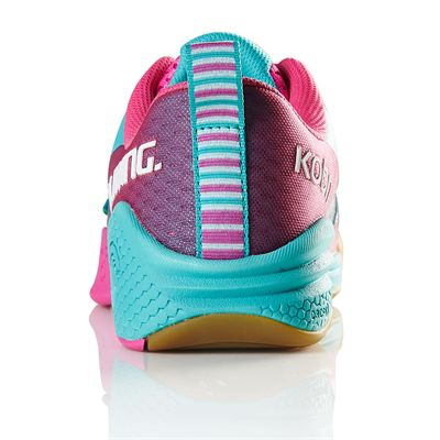 Salming Kobra Ladies Indoor Court Shoes - Back