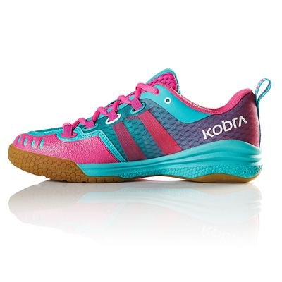Salming Kobra Ladies Indoor Court Shoes - Side