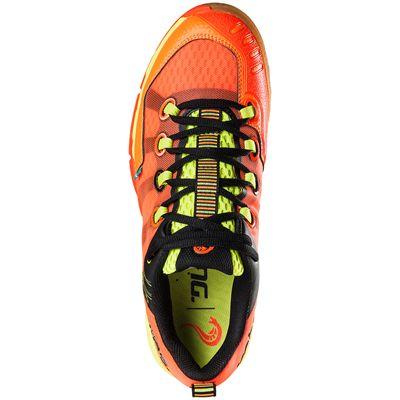 Salming Kobra Mens Court Shoes-Red-Black-Top