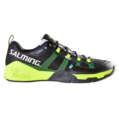 Salming Kobra Mens Indoor Court Shoes - Black