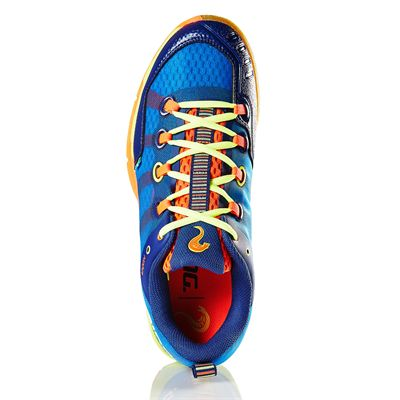 Salming Kobra Mens Indoor Court Shoes - Royal - Above