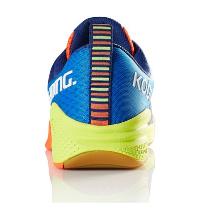 Salming Kobra Mens Indoor Court Shoes - Royal - Back