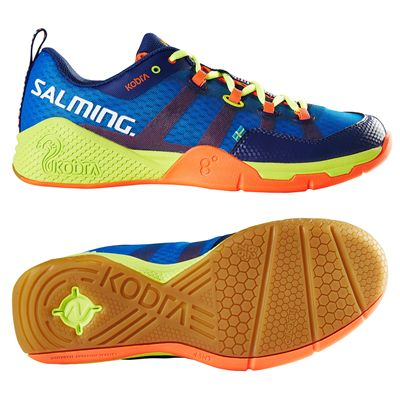 Salming Kobra Mens Indoor Court Shoes - Royal