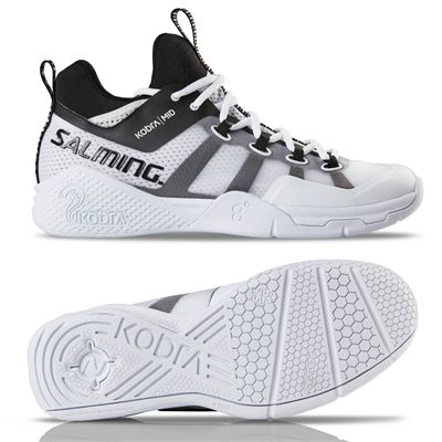 096a5c2ef7d750 Salming Kobra Mid 2 Mens Indoor Court Shoes AW19