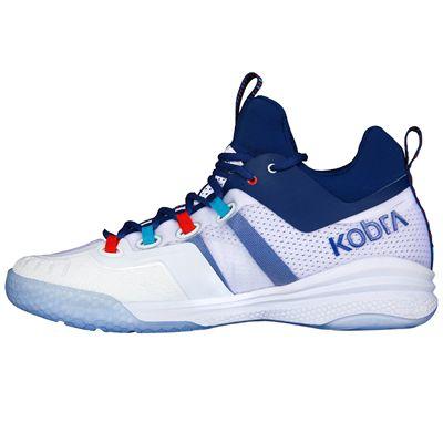e34ee60a9c4a52 Salming Kobra Mid 2 Mens Indoor Court Shoes - Side