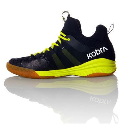 Salming Kobra Mid Mens Indoor Court Shoes - Side