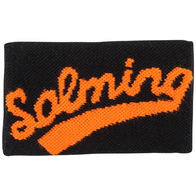 Salming Long Wristband-Orange-Black