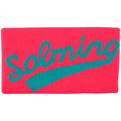 Salming Long Wristband-Pink-Turquoise