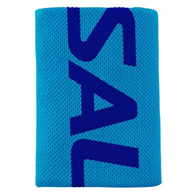 Salming Mid Wristband - Cuan/Blue