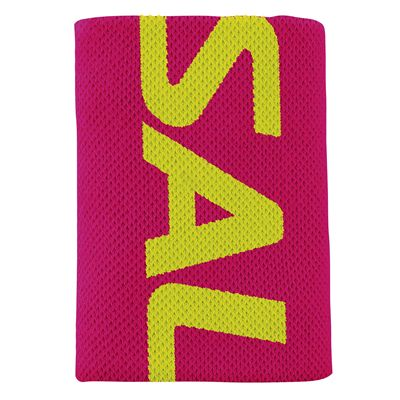 Salming Mid Wristband - Pink