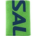 Salming Mid Wristband-Green-Navy