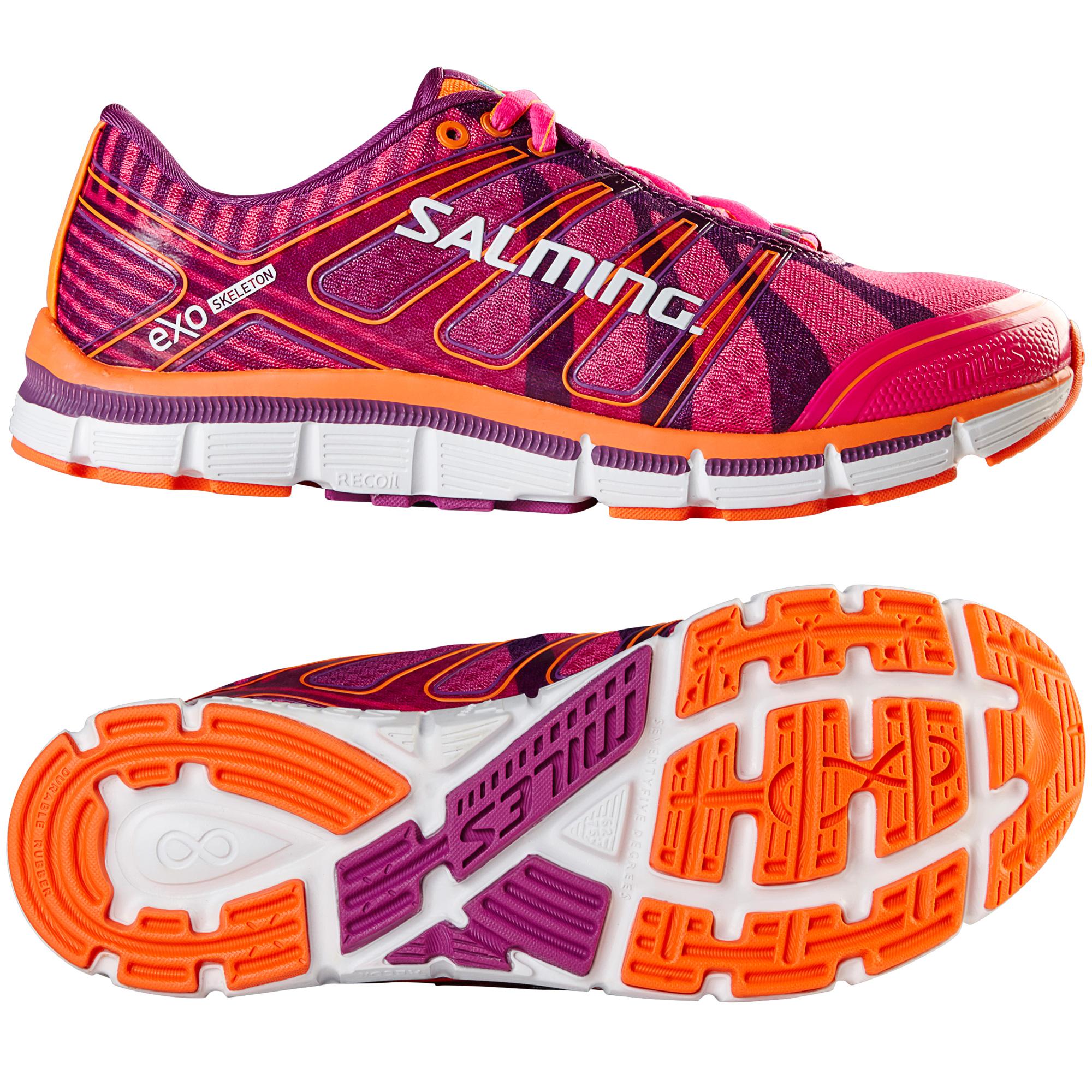 Salming Miles Ladies Running Shoes - 6 UK