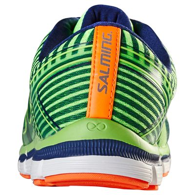 Salming Miles Mens Running Shoes Back