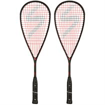 Salming PowerRay Squash Racket Double Pack
