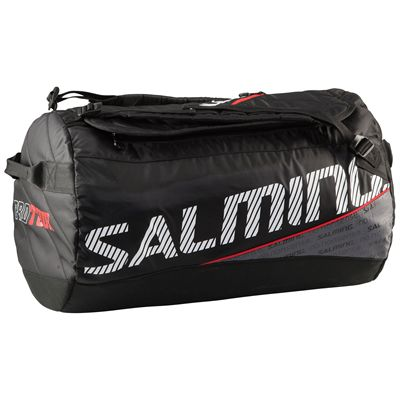 Salming Pro Tour Duffle Bag-Black-Red
