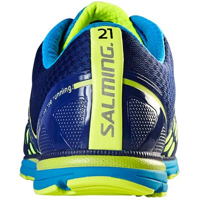 Salming Race 3 Mens Running Shoes Back