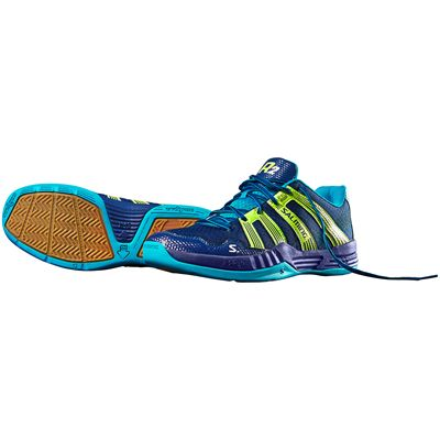 Salming Race R2 3.0 Mens Court Shoes - Navy - Main Image