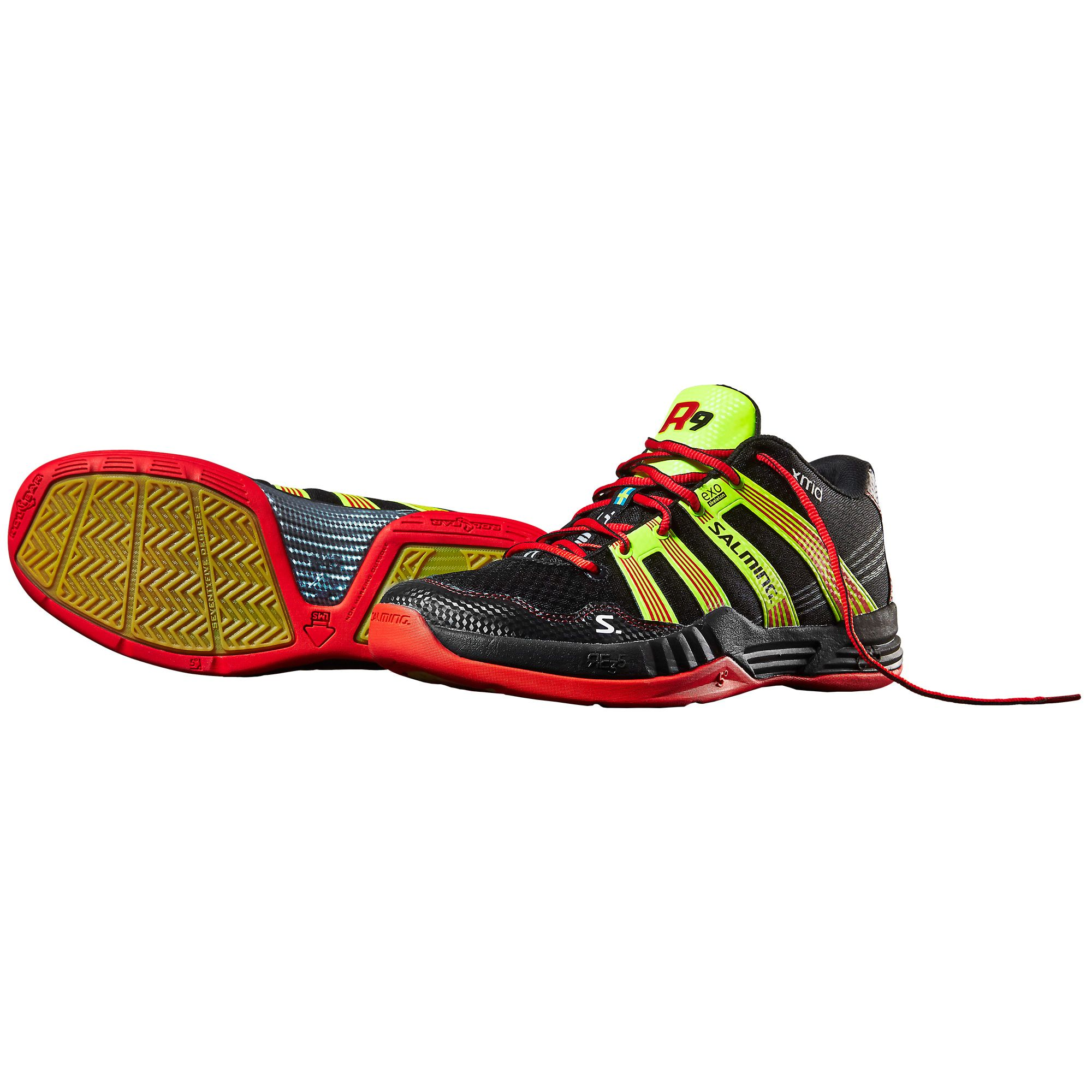 Salming Race R Mid Mens Court Shoes