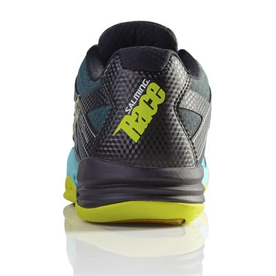 Salming Race X Mens Indoor Court Shoes - Back