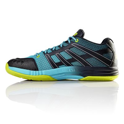 Salming Race X Mens Indoor Court Shoes - Side