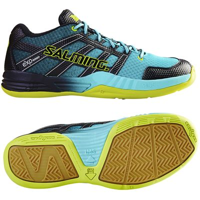 Salming Race X Mens Indoor Court Shoes