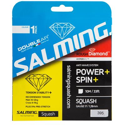 Salming Rough Diamond Squash String Set