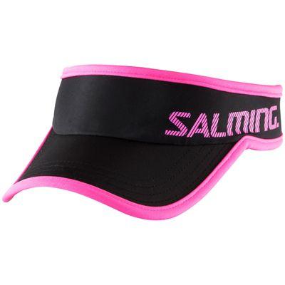 Salming Running Cap-Black/Pink