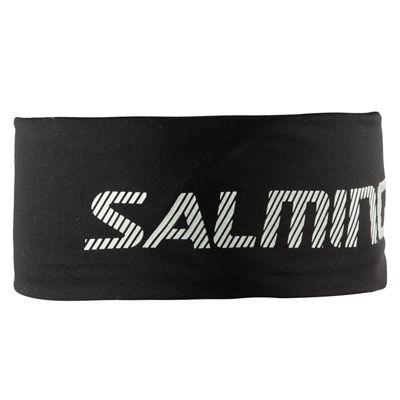 Salming Running Thermal Headband-Black/Grey