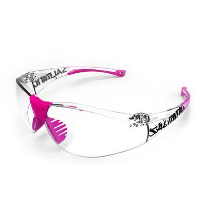 Salming Split Vision Junior Squash Goggles - Pink