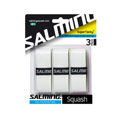 Salming SuperTacky Plus Overgrip - Pack of 3