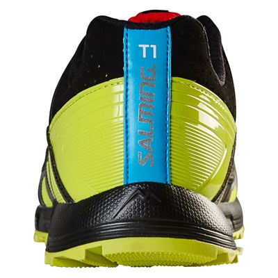 Salming Trail T2 Mens Running Shoes Back