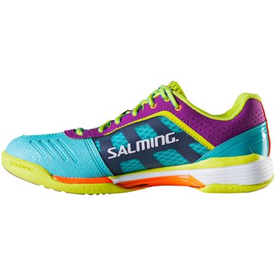 Salming Viper 3 Ladies Court Shoes Side