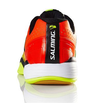 Salming Viper 4 Junior Indoor Court Shoes - Back