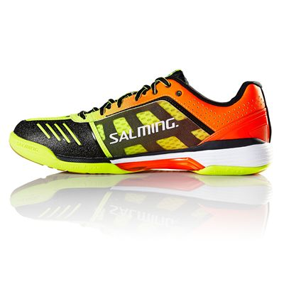 Salming Viper 4 Junior Indoor Court Shoes - Side
