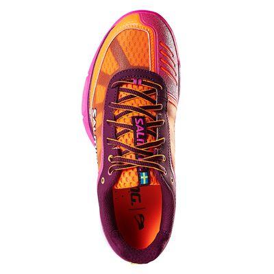 Salming Viper 4 Ladies Indoor Court Shoes - Above