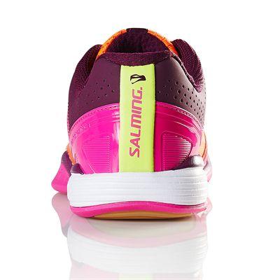 Salming Viper 4 Ladies Indoor Court Shoes - Back
