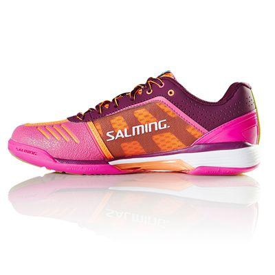 Salming Viper 4 Ladies Indoor Court Shoes - Side