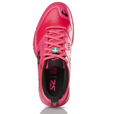 Salming Viper 5 Ladies Indoor Court Shoes AW19 - Above