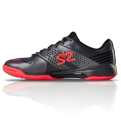 Salming Viper 5 Mens Indoor Court Shoes - Black - Inside