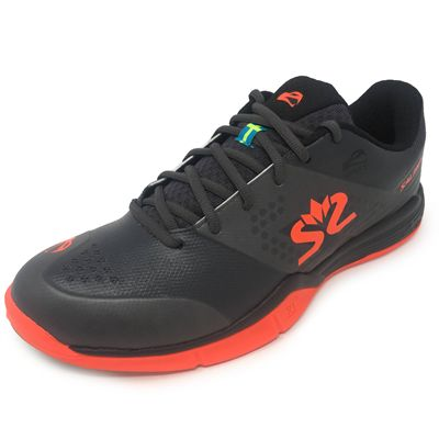 Salming Viper 5 Mens Indoor Court Shoes - Black