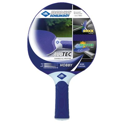 Schildkrot Alltec Hobby Table Tennis Bat - Main Image