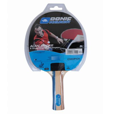 Schildkrot Cooke Champion Table Tennis Bat - Packaging