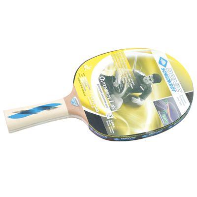 Schildkrot Ovtcharov 500 Table Tennis Bat Angle View