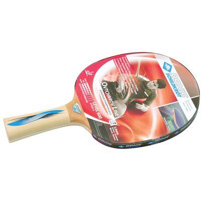 Schildkrot Ovtcharov 600 Table Tennis Bat - Side View