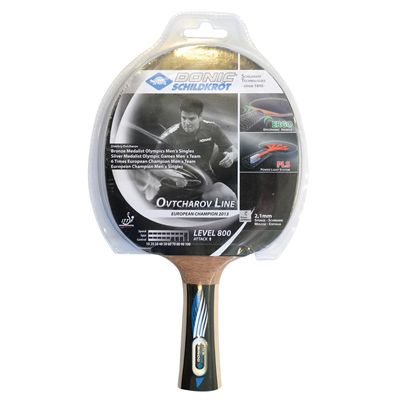Schildkrot Ovtcharov 800 Table Tennis Bat Main Image