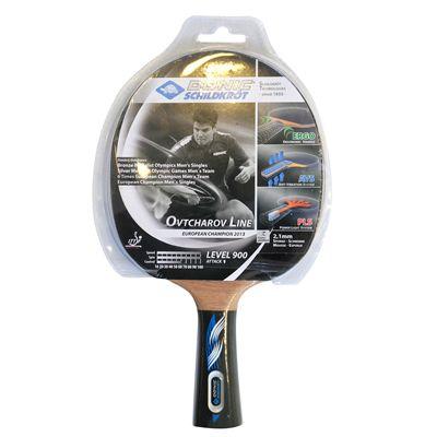 Schildkrot Ovtcharov 900 Table Tennis Bat - Standing