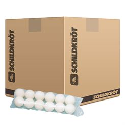 Schildkrot Practice Table Tennis Balls - Box of 144