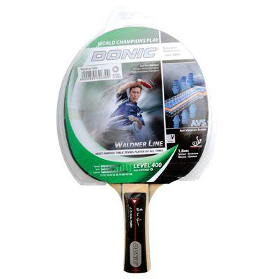 Schildkrot Waldner 400 Table Tennis Bat - Packaging