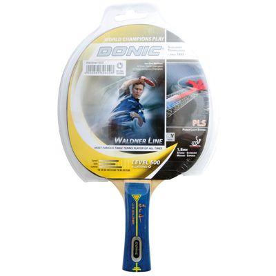 Schildkrot Waldner 500 Table Tennis Bat - Packaging