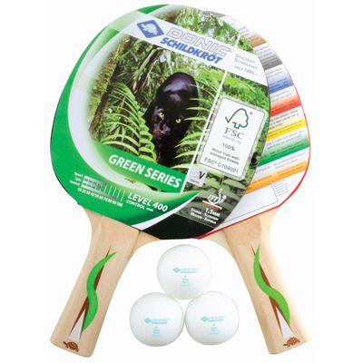 Schildkrot Waldner FSC 400 - 2 Player Table Tennis Set - Packaging
